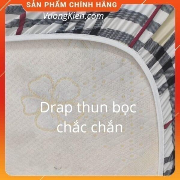 Drap thun lạnh Hàn Quốc Buberry DTLHQ005
