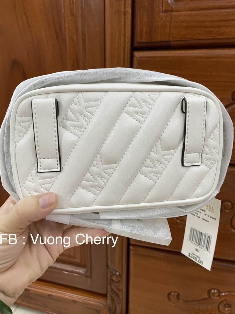 Túi xách MK Michale Kors màu trắng