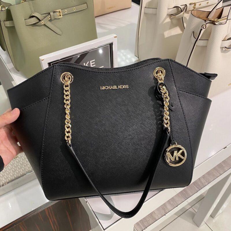 Túi xách MK Michael Kors totes màu đen